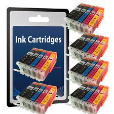 30 Ink Cartridges for Canon Pixma IP7250 IP8750 IX6850 MG5450 MG5550 MG5650