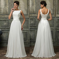 2017 Women Formal Bridesmaid Evening Cocktail Wedding Gown Party Prom Long Dress