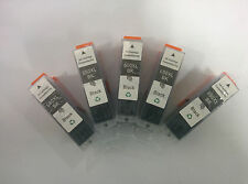 5 x compatible ink PGI-650 XL BLACK inkjet For Canon pixma MG6360 ip7260 MG7160