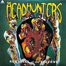 The HEADHUNTERS Survival Of The Fittest ARISTA RECORDS Sealed Vinyl Record LP
