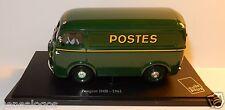 NOREV  PEUGEOT D4B 1961 POSTES POSTE PTT 1/43 in blister box