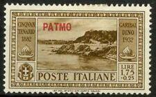 Patmo 1932 Sass. 24 Nuovo * 100%