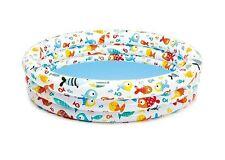 Planschbecken Babypool Pool Kinderpool Swimmingpool ab 2 Jahre 132 x 28 cm Intex