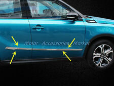 New Stainless Steel Body Molding Door Trim For Suzuki Vitara 2015 2016 2017