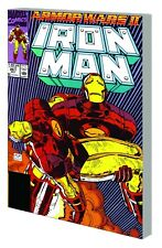 IRON MAN ARMOR WARS II TP PAPERBACK SALE!
