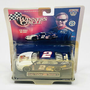 Rusty Wallace #2 1998 Taurus 1/43 Scale Diecast Collectible Vehicle by Kenner