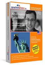 Amerikanisches Englisch lernen, Expresskurs CD-ROM + MP3 Audio CD