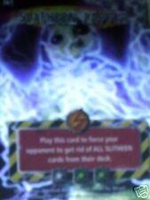 DR. WHO ANNIHILATOR 361 SLITHEEN ZAPPER  -  NEW CARD !!