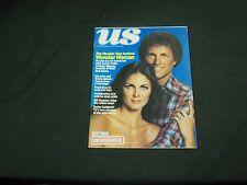 1977 SEPTEMBER 20 US MAGAZINE- RON SAMUELS & LYNDA CARTER - FRONT COVER - A 1301