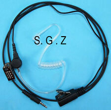 FBI Covert Tube Headphone/Earphone Mic For Blackberry Storm 2 8230 9530 9550