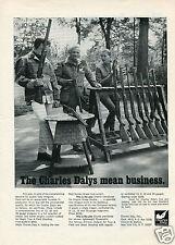 1967 Charles Daly Full Line Shotgun Print Ad