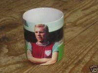 Bobby Moore West Ham United Colour MUG