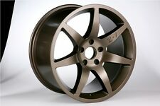 DTM Z7 Wheel 18 inch x 9.5 +45 5x114.3 Subaru Impreza STi GD GR GV 2015 VA WRX