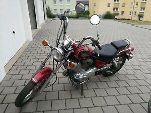 Yamaha XV 125 H