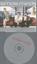 CD--PROMO--SIMPLE MINDS--WAR BABIES--1 TRACKS