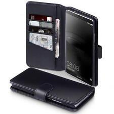 Étuis, housses et coques etuis portefeuilles mat pour téléphone mobile et assistant personnel (PDA) Huawei