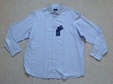 HACKETT Classic Fit Shirt. XL. Blue. BNWT.