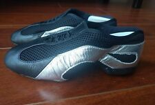 Bloch Elite Girls Womens' Leather Jazz Shoes New size 4