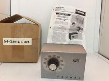 Fenwal Temperature Controller 54-301121-103