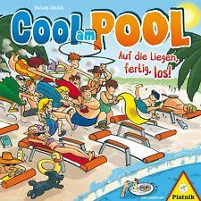 Piatnik 6352 Cool am Pool,Familienspiel