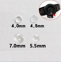 4.0mm 4.5mm 7.0mm 5.5mm Bubble Magnifier Len for Date Window Watch Crystal Glass