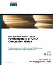 Cisco Networking Academy Program: Fundamentals of Unix Companion Guide