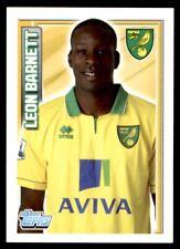 Topps Premier League 2013 - Leon Barnett Norwich City No. 149