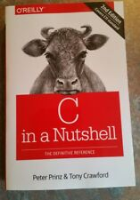 C in a Nutshell by Tony Crawford and Peter Prinz (2015, Paperback)