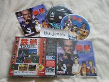 Tekken 2 PS1 (komplett + Demo) RARE BIG BOX seltene Sony Playstation Black Label