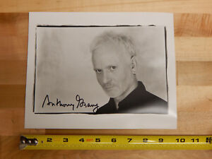 """Anthony Geary (Luke Spencer General Hospital) Autographed 8"""" x 10"""" Photo Signed"""
