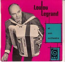 45 T  EP LOULOU LEGRAND *KISS KISS* (DMF)