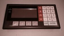 Omron NT11S-SF121B interactive display/used