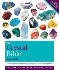 The Crystal Bible Volume 1: Godsfield Bibles by Judy Hall (Paperback, 2009)