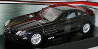 MotorMax 1/24 Scale Metal Model 73306 Mercedes Benz SLR McLaren - Black