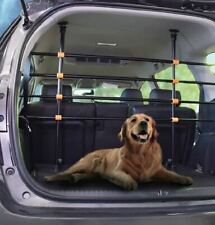 Bettacare Premium Fit Any Car Adjustable Car Dog Guard Vehicle Puppy Barrier