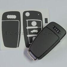 2A_arredamento chiave Adesivo per Audi A1 A3 A4 A6 TT Q7 grigio opaco