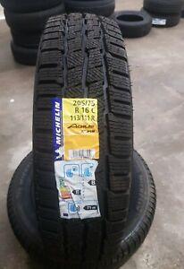 WINTER TYRE Michelin Agilis Alpin 205/75 R16C 113/111R