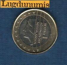 Pièces euro des Pays-Bas pour 1 euro