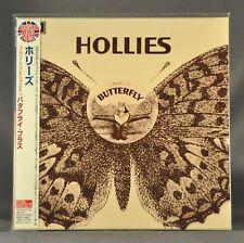 HOLLIES  Butterfly M&S + 4 BONUS Trks Orig. 2004 JAPAN Mini LP CD TOCP-67124 NEW