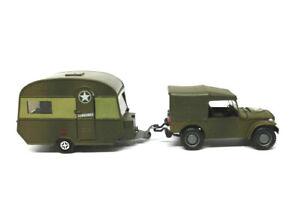 "BARLUX  Fiat Campagnola u. "" Caravan Raphael 201 "" 73050"