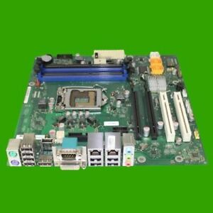 Mainboard Fujitsu D3071-S11 GS2 Sock. 1155 inkl.  Gehäuseblende Industrie Board