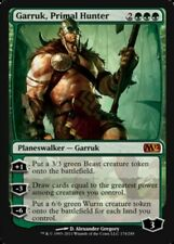 1x NM-Mint, English Regular Garruk, Primal Hunter Magic 2012