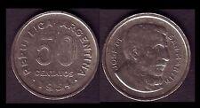 ★★ ARGENTINE / ARGENTINA ● 50 CENTAVOS 1954 ★★