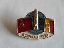 Spilla Russa Soyuz 4D