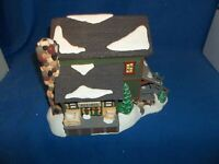 Dept 56 Snow Village Rock Creek Mill  Lighted House Christmas in box  A-102