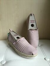 SkechersBobs Highlights 2.0 Homestretch Espadrille Size Uk 5