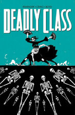 Deadly Class Volume 6: This Is Not The End Softcover Graphic Novel