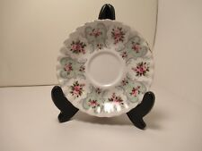 "ROYAL ALBERT ENGLISH CHINA  SAUCER ONLY ""LOVE STORY SERIES PAULA""  EXC COND."