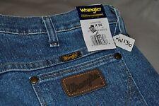 Men's Wrangler Jeans, NWT, 34x34, Regular Fit, Light Blue. W136