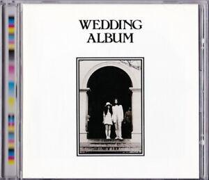 JOHN LENNON & YOKO - WEDDING ALBUM - RYCODISC US IMPORT CD ALBUM - FREE UK POST